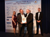 2016 British Pool & Hot Tub Awards